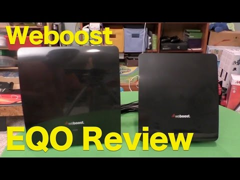 Review: Eqo WeBoost Cellphone Signal Booster, An End To Dropped Calls?
