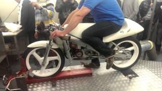 Taotao Racer 50 Top Speed