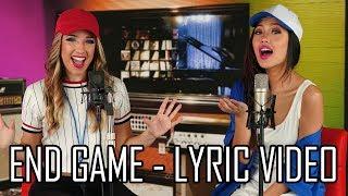End Game Taylor Swift Lyric Video