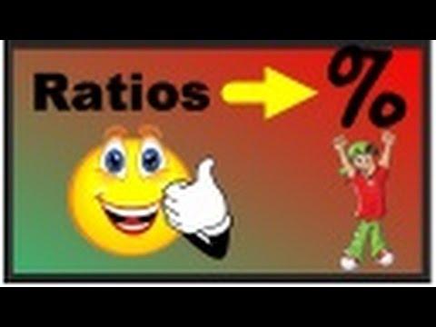 Ratios To Percents
