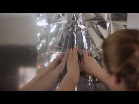 Sun Reflector Kit instruction video