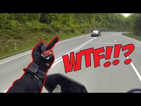CRAZY ANGRY PEOPLE vs BIKERS  | MOTORCYCLE ROAD RAGE [Ep. #152]