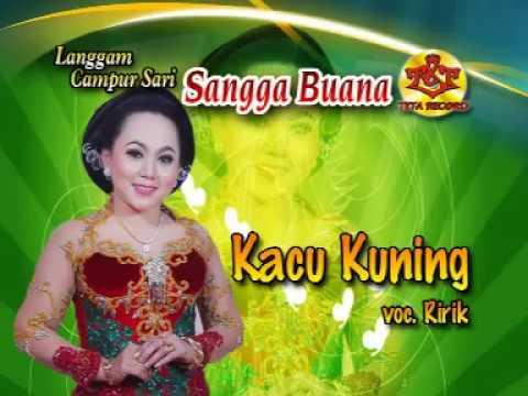 Lirik Lagu KACU KUNING Sragenan Karawitan Campursari - AnekaNews.net