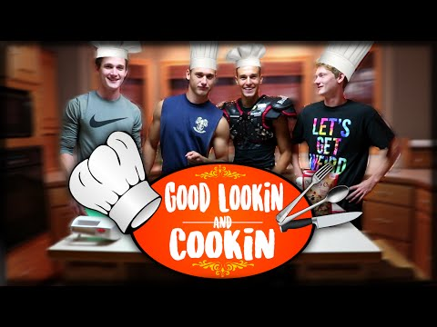 GOOD LOOKING and COOKING!