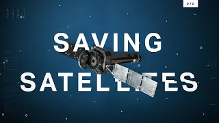 The era of satellite-repairing robots is here