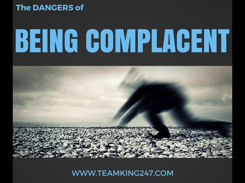 MONDAY MOTIVATION | The DANGERS of Being Complacent