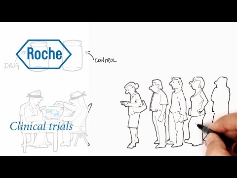Drawn to Science: clinical trials