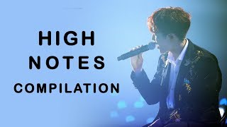 ASTRO [아스트로] High Notes Compilation