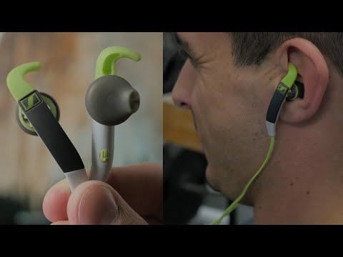 Sennheiser MX 686G Sport Headphones - Review