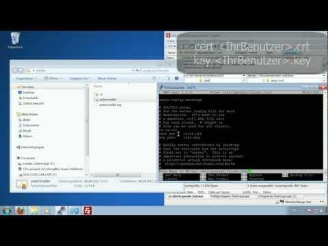 Linux: VPN Server installieren (OpenVPN)