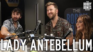 Lady Antebellum Plays Bobby Fued On The Bobby Bones Show