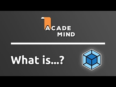 What is Webpack - academind.com Snippet