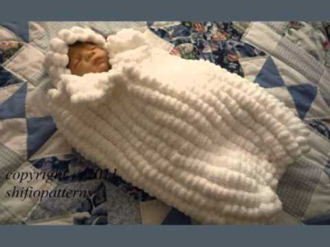 Knitted Baby Papoose Pattern