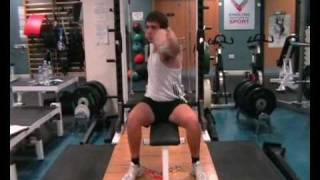 Specific Strength Training For The Discus Throw