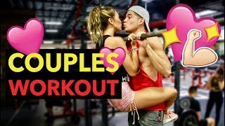 Download Our First COUPLES WORKOUT! Video
