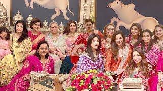 Aishwarya, Sonali Bendre, Shilpa Shetty, Raveena & Many Celebs Celebrating KARWACHAUTH Togethar