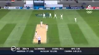 ishant sharma great spell - 9 wickets vs newzealand - 1st test 2014 - hd