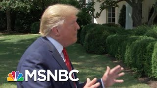 If President Donald Trump Is The 'Chosen One,' 'The Gods Must Be Crazy' | Morning Joe | MSNBC