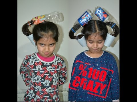 Funny hairstyles for kids | crazy hairstyle# 4