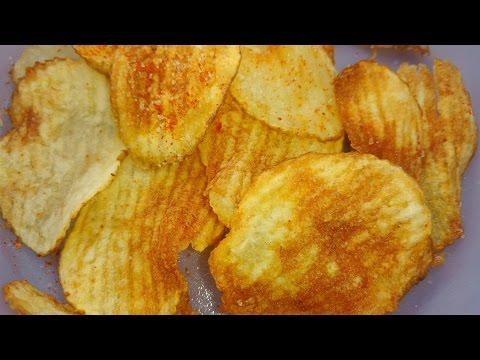how to make crispy potato chips   crispy fried potato wedges, crispy potato wedges