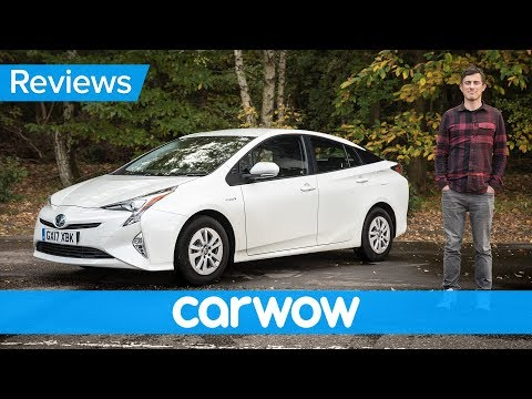Toyota Prius 2018 hybrid in-depth review | Mat Watson Reviews
