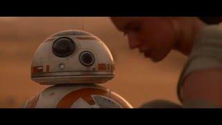 Star Wars: El Despertar de la Fuerza - Rey y BB-8: el inicio de una amistad | HD