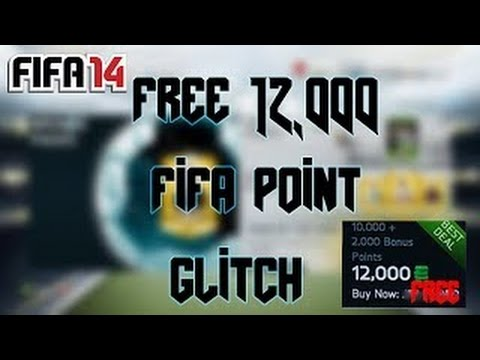 FIFA 14 - FREE UNLIMITED 12,000 FIFA POINTS GLITCH!!