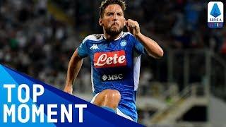 Mertens powerful strike! | Fiorentina 3-4 Napoli | Top Moment | Serie A
