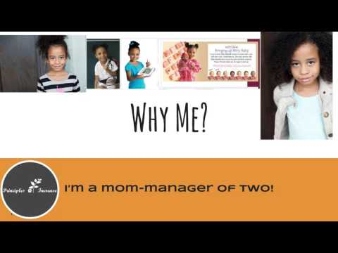 How to Get Your Kid Started in Acting and Modeling- Intro Video