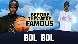 Bol Bol | Before They Were Famous | 7