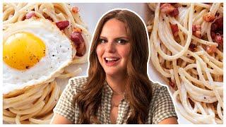 Crave-Worthy Spaghetti Carbonara 🍳 Food Network