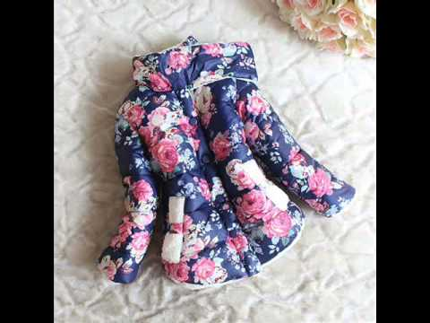 Baby Girls Jackets India | Buy Winter Jackets Online