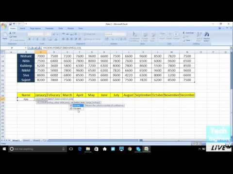 Find Multiple Results from VLOOKUP (Vertical Lookup) Formula in MS Excel