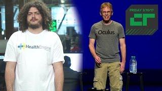 Oculus CTO Is Suing ZeniMax   Crunch Report