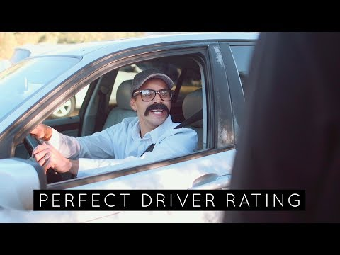 Perfect Driver Rating | David Lopez