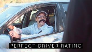 Perfect Driver Rating | David Lopez