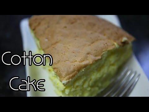 Japanese Style Cheesecake (Cotton Cake)
