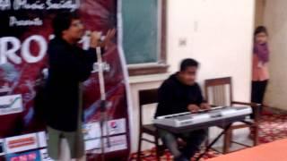 Prateek Narsimha & Anirudh Varma | Raga Nat Bhairav | Live At Daulat Ram College
