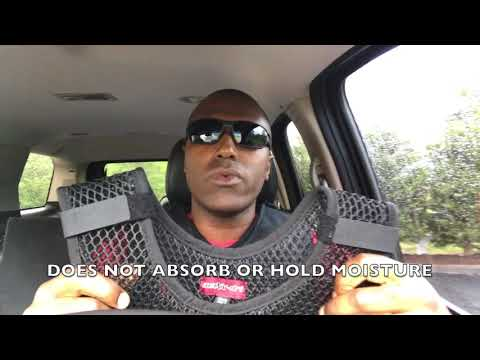 Maxx-Dri Vest Body Armor Ventilation and Cooling: Review, Overview, Features