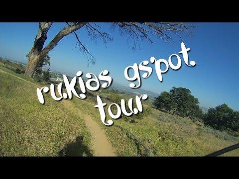 Rukia's GSpot Tour