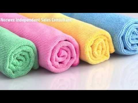 How to Care For & Deep Clean Your Norwex Microfiber