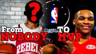 From NOBODY to NBA MVP? The Story of Russell Westbrook