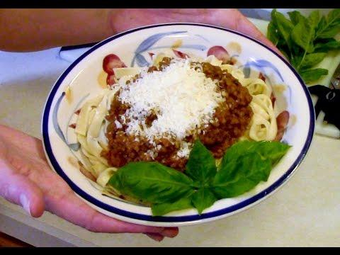🍝 Homemade Fettuccine Pasta & Ragù 🇮🇹