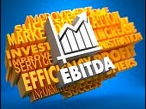 What is EBITDA?