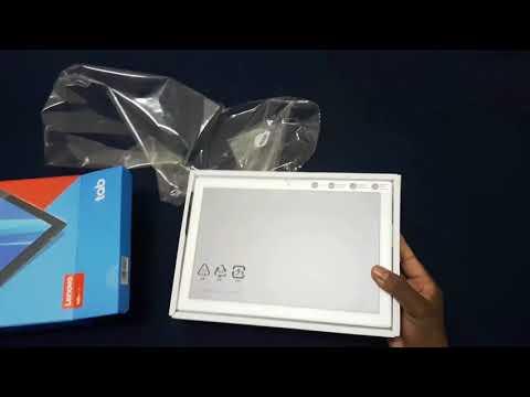 Lenova Tab 4 latest model Unboxing in Tamil