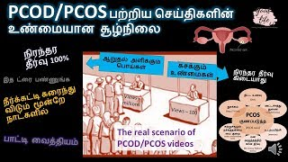 how to cure pcod completely in tamil Videos - 9tube tv