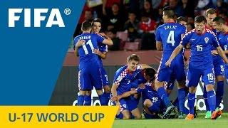 Highlights: Chile v. Croatia - FIFA U17 World Cup Chile 2015
