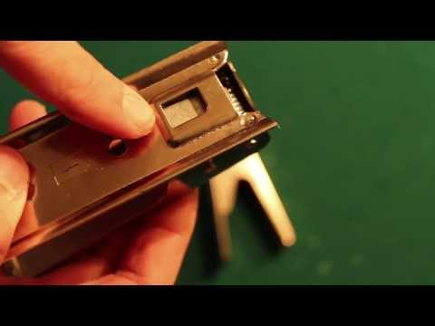 How To Cut Sim Card With Cutting Tool Micro SIM and Nano