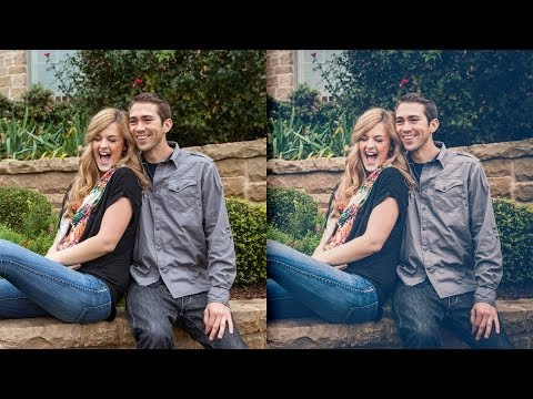 How to Create a Vintage Photo Effect in Lightroom