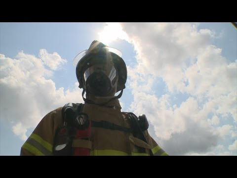 How Firefighters Keep Cool Working In Extreme Heat